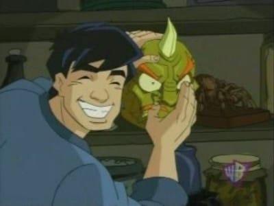 Jackie Chan Adventures Season 4 :Episode 8  Half a Mask of Kung-Fu