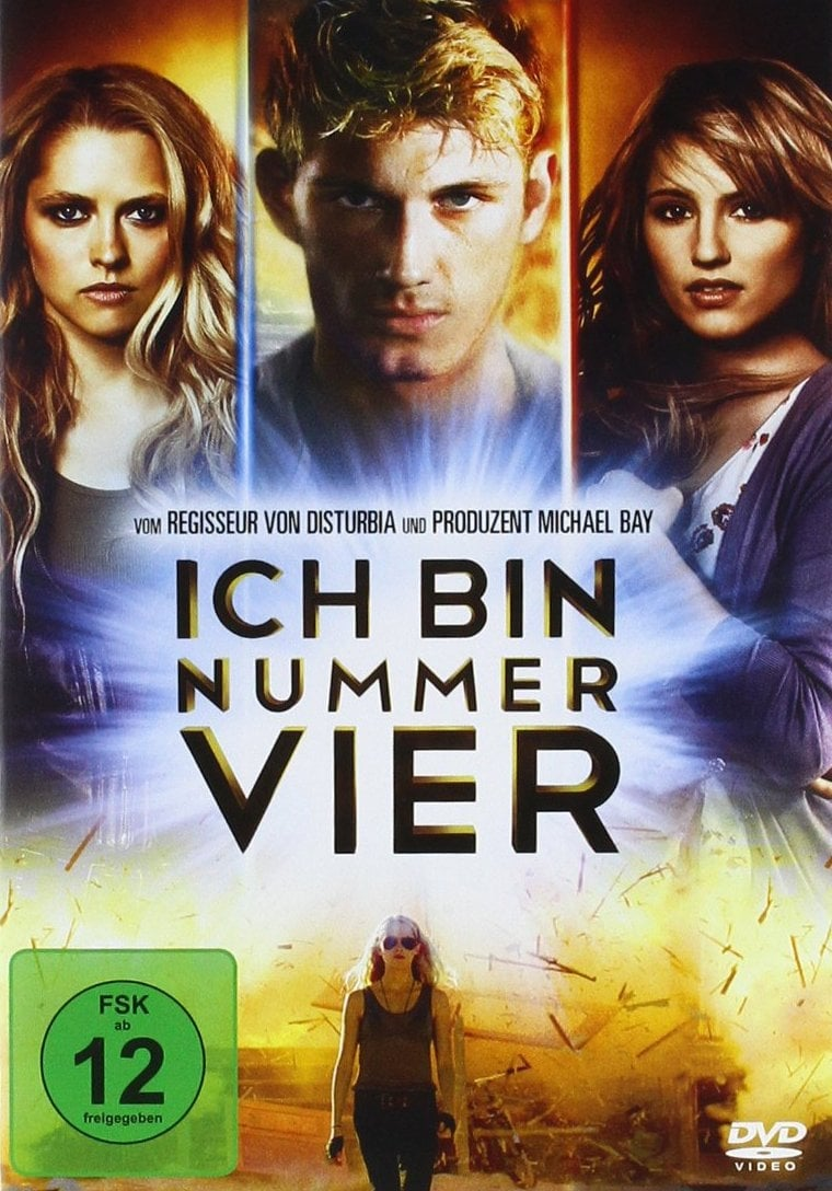 Ich Bin Nummer 4 2 Trailer German