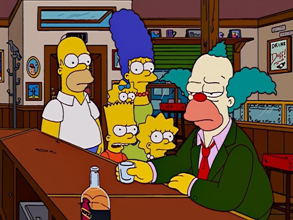 The Simpsons Season 14 :Episode 14  Mr. Spritz Goes to Washington