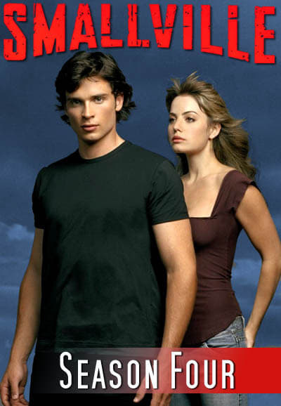 Smallville 4ª Temporada Dublado Torrent Downlaod Bluray 720p (2004)