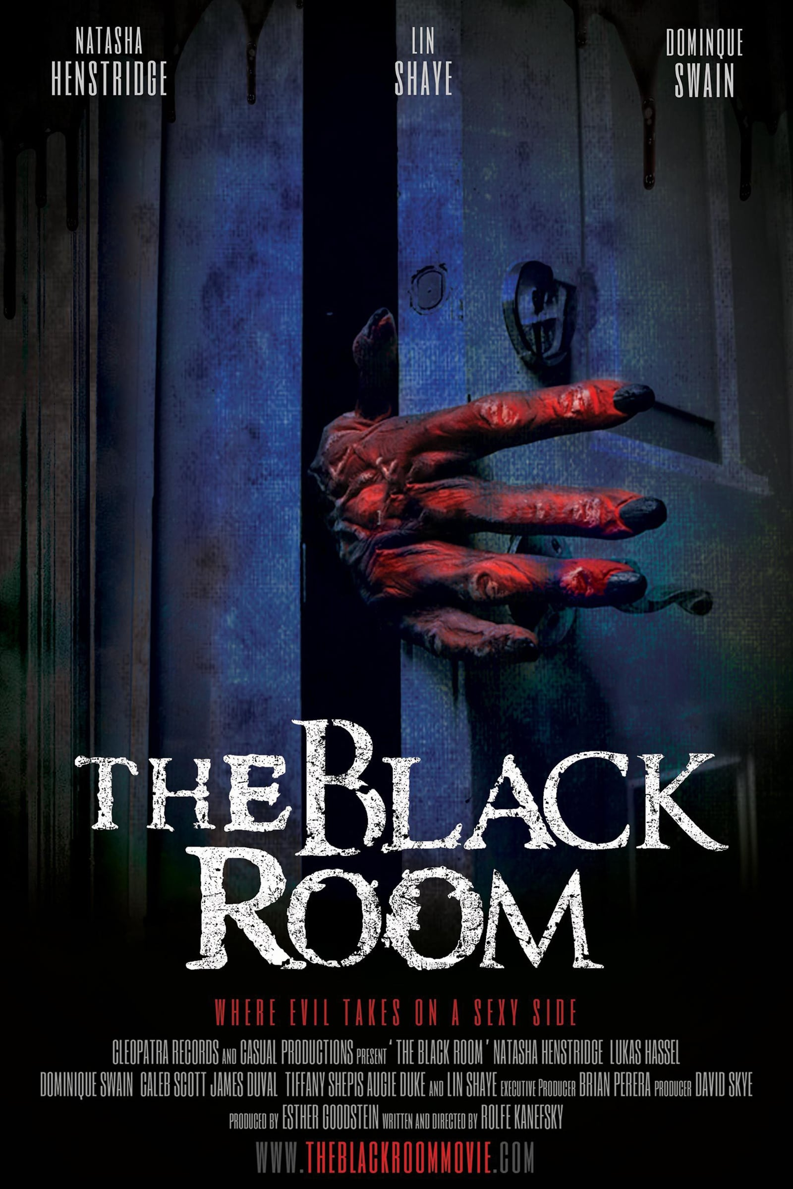 Póster The Black Room