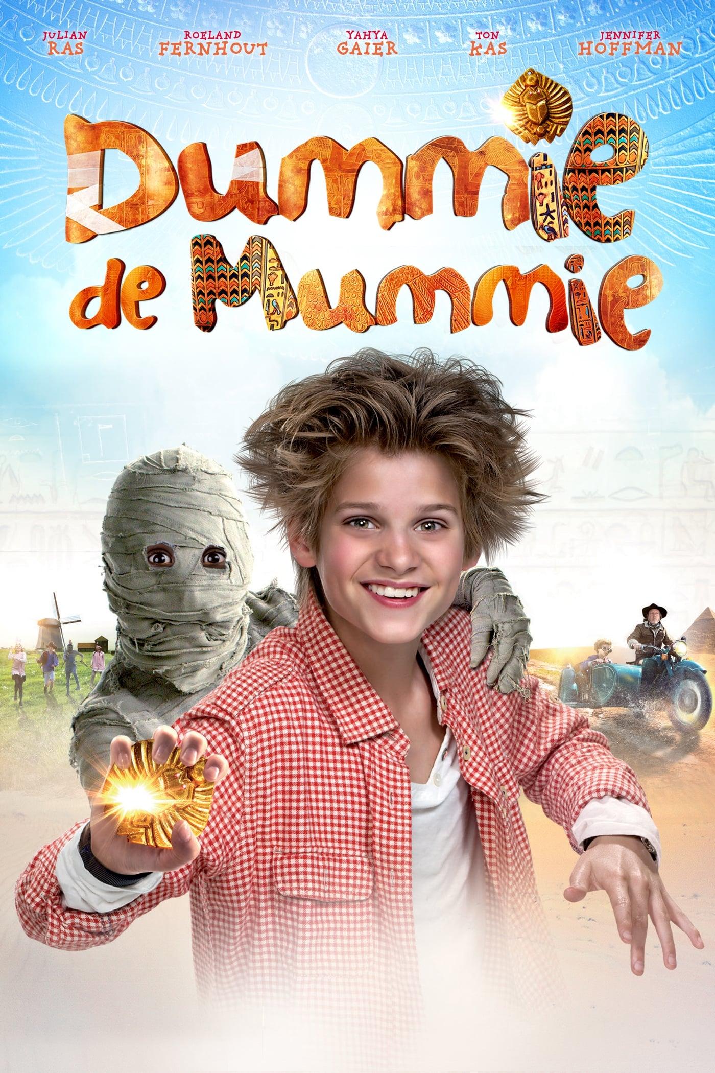 Dummy the Mummy (2014)