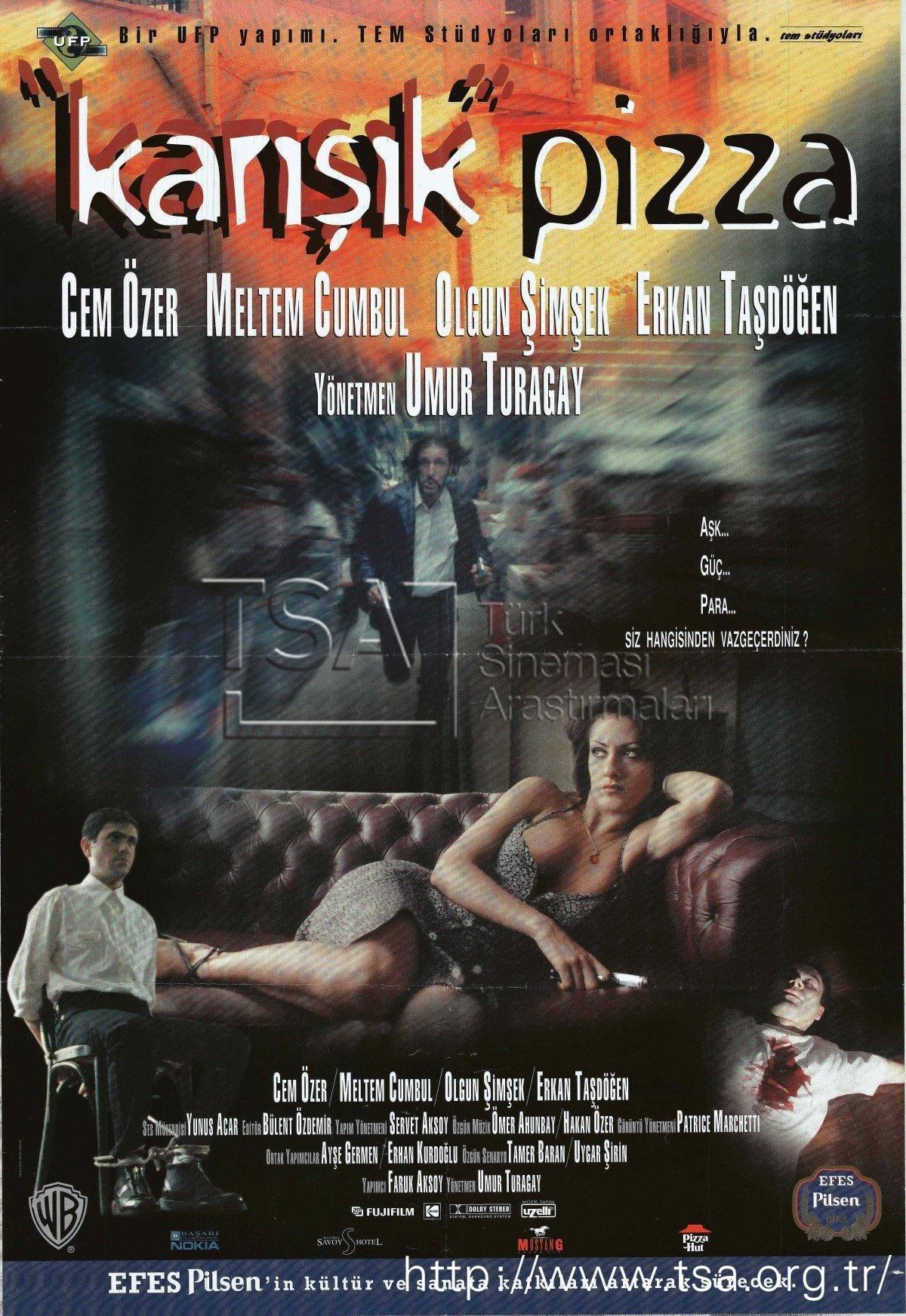 Ver Kar???k Pizza Online HD Español (1998)
