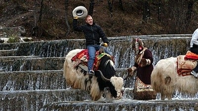 The Amazing Race Season 18 :Episode 4  This Is the Most Stupid Day Ever: Lijiang, China