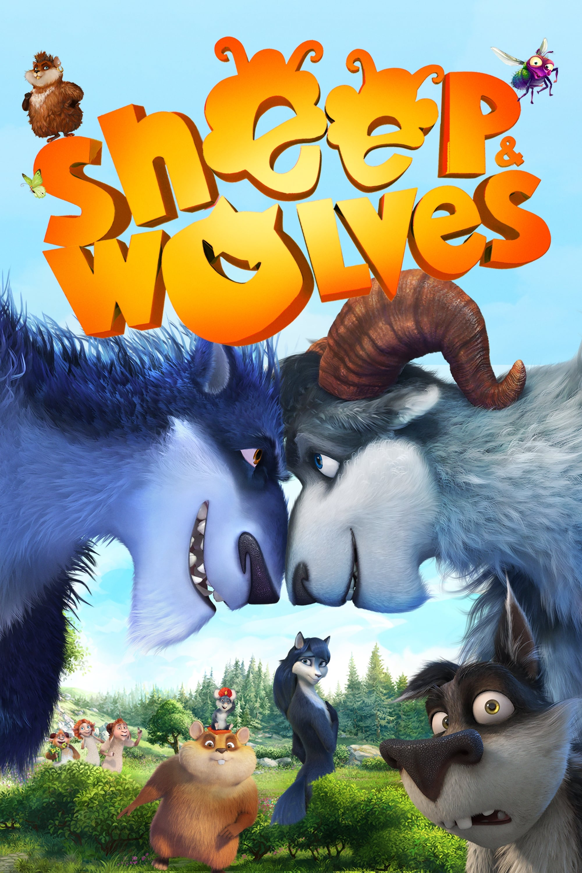 Watch the streaming movie Sheep & Wolves