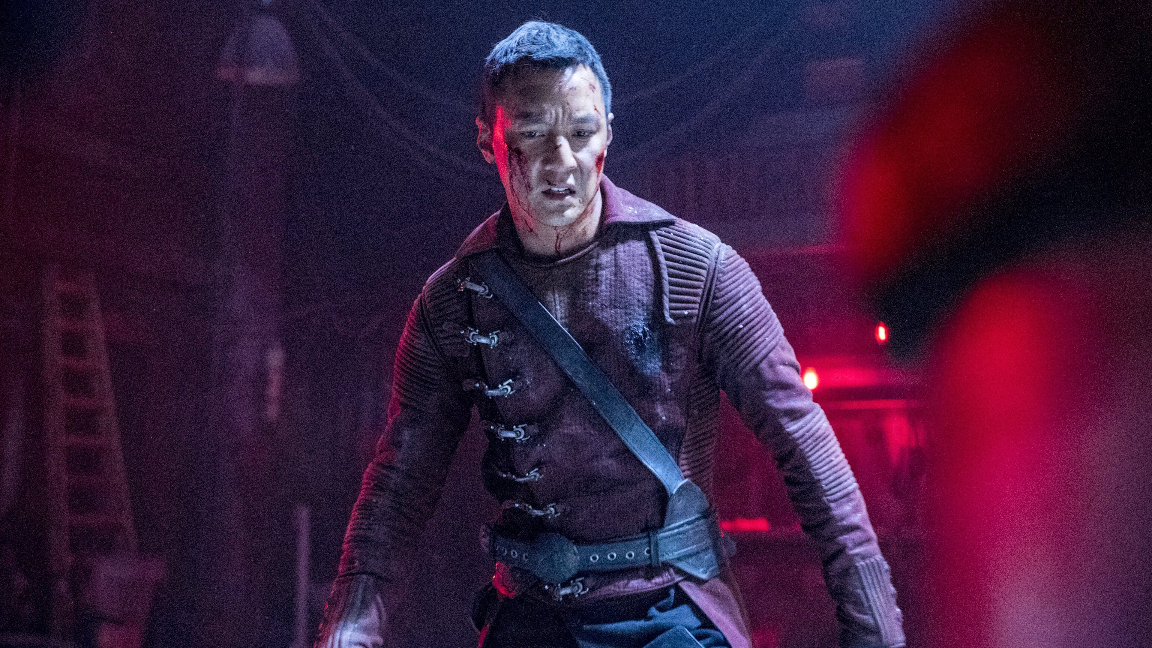 Into the Badlands Season 2 :Episode 10  Wolf's Breath, Dragon Fire