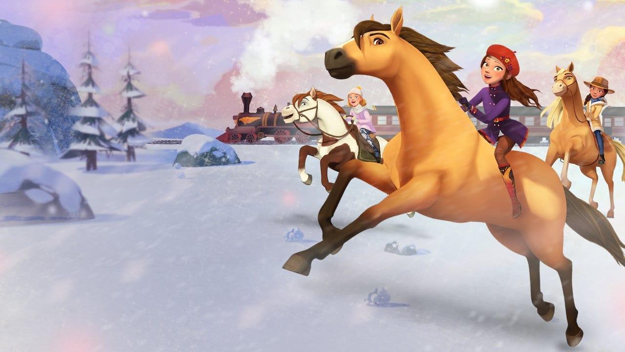Spirit – Cabalgando libre: Una Navidad con Spirit