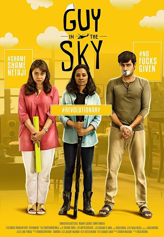 Ver Guy in the Sky Online HD Español (2017)