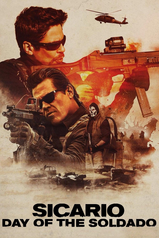 Poster and image movie Film Sicario 2: Soldado - Sicario: Day of the Soldado 2018