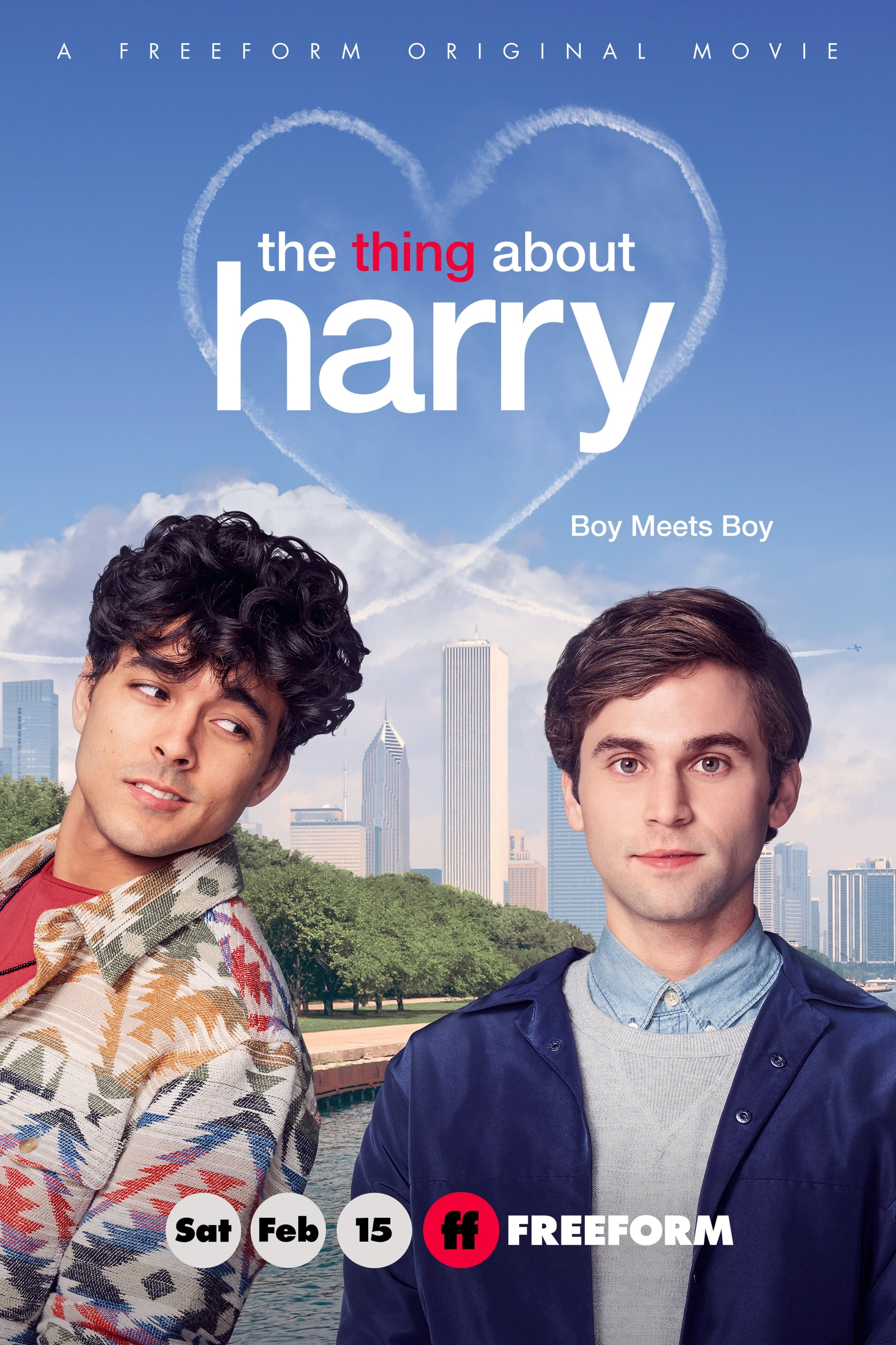 assistir filme the thing about harry