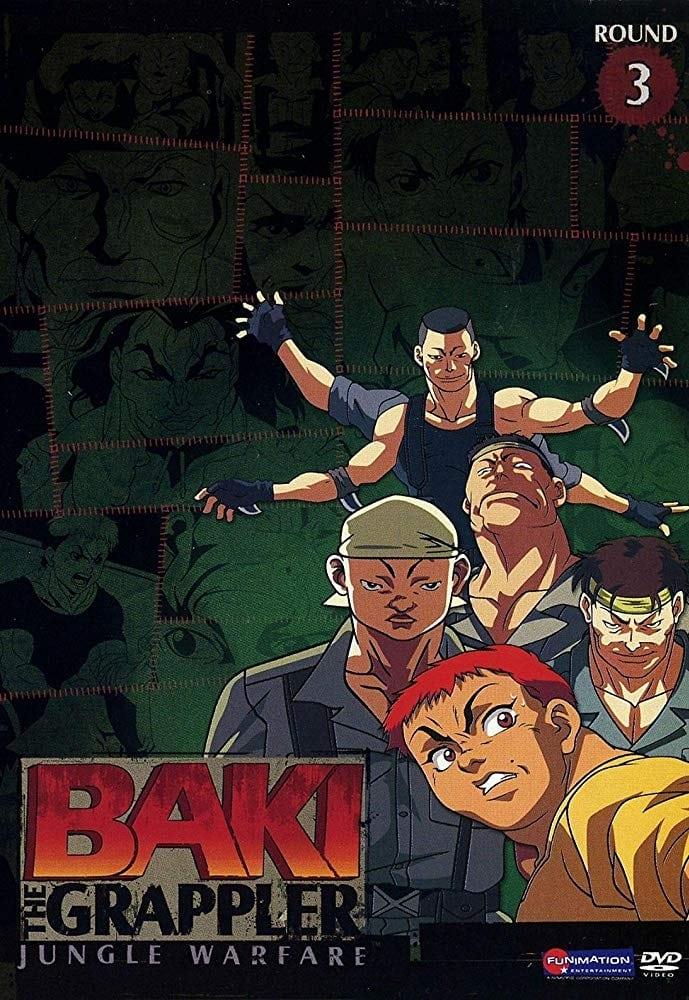 Baki the Grappler - Võ sĩ Baki - Grappler Baki (2001)