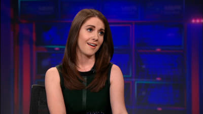 The Daily Show with Trevor Noah Season 18 :Episode 63  Alison Brie