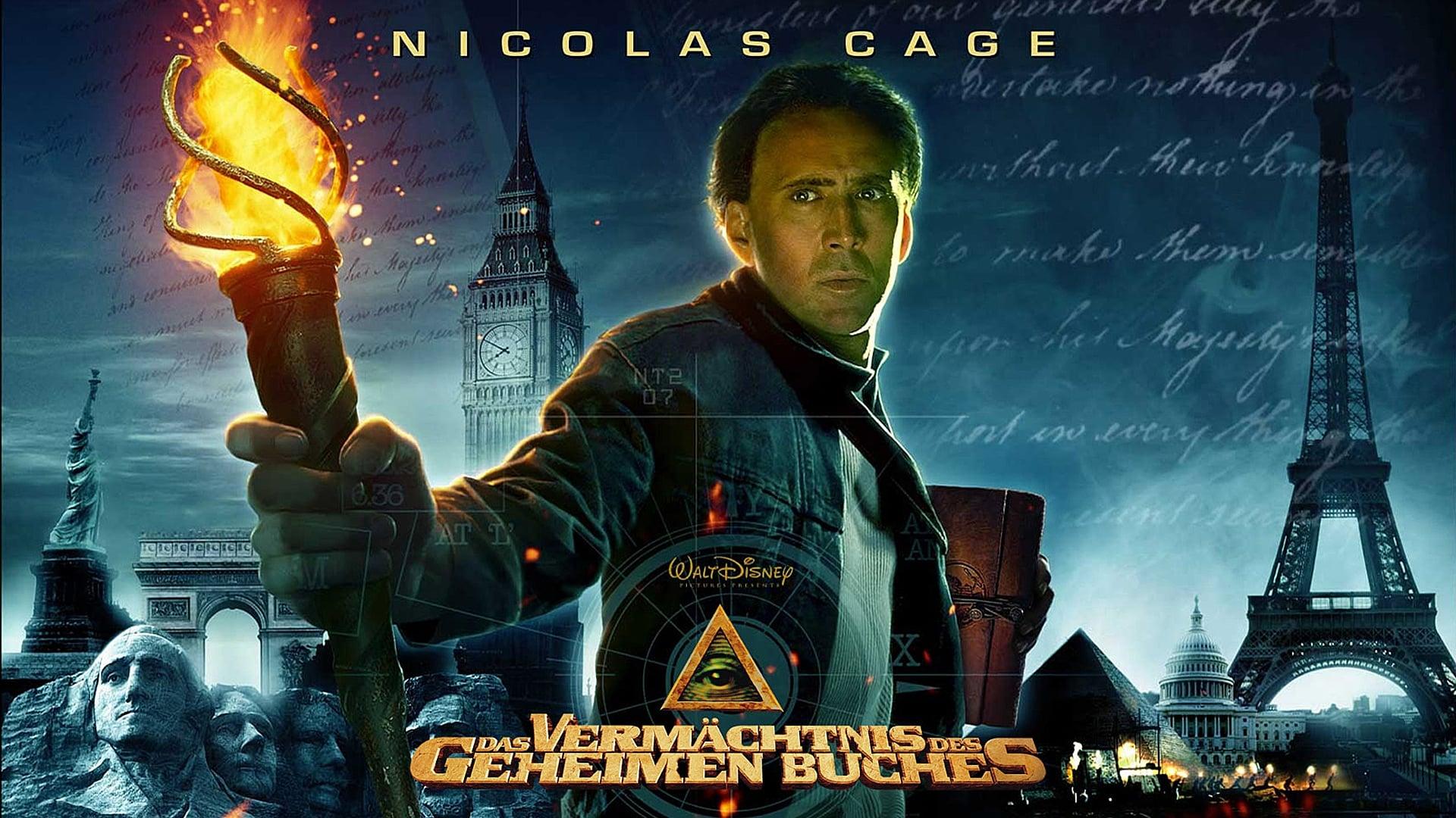 National Treasure: Book of Secrets Trailer