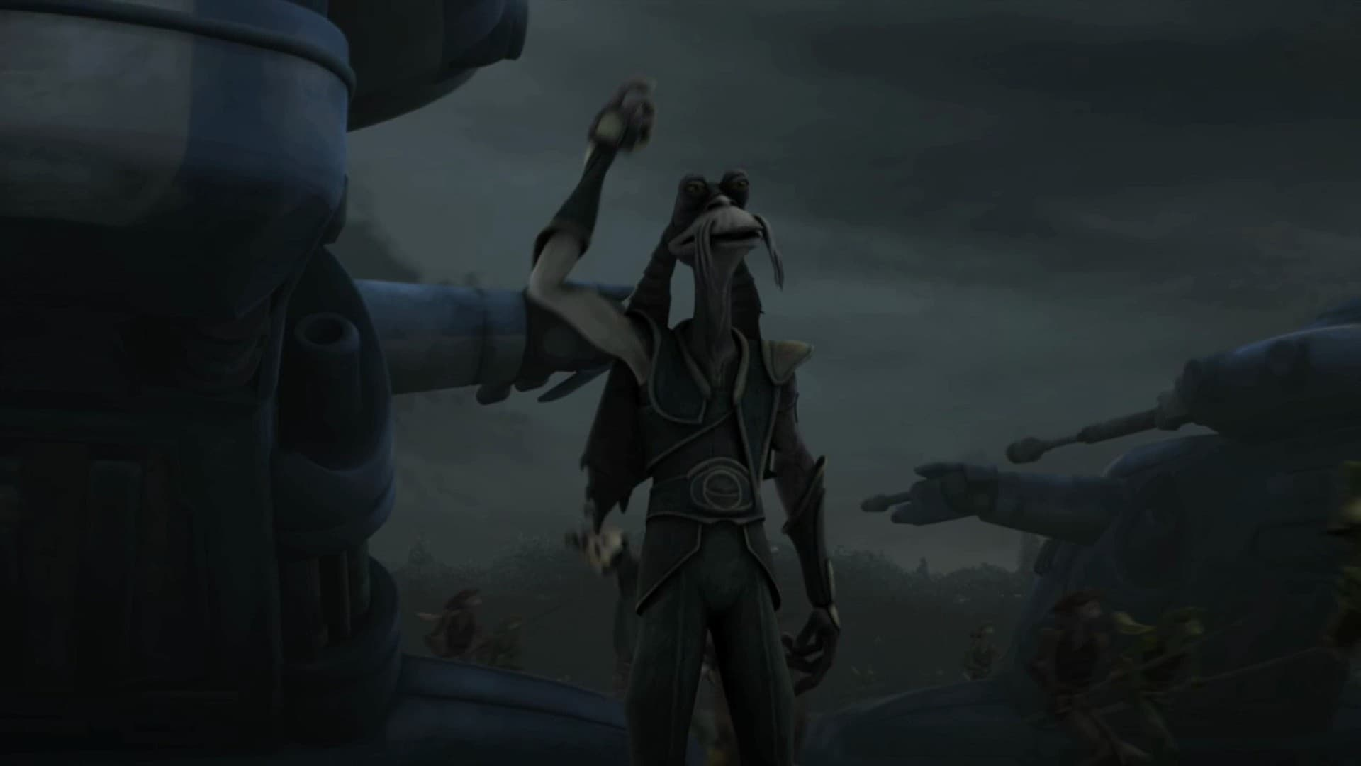 Star Wars: The Clone Wars - Season 4 Episode 4 : Shadow Warrior