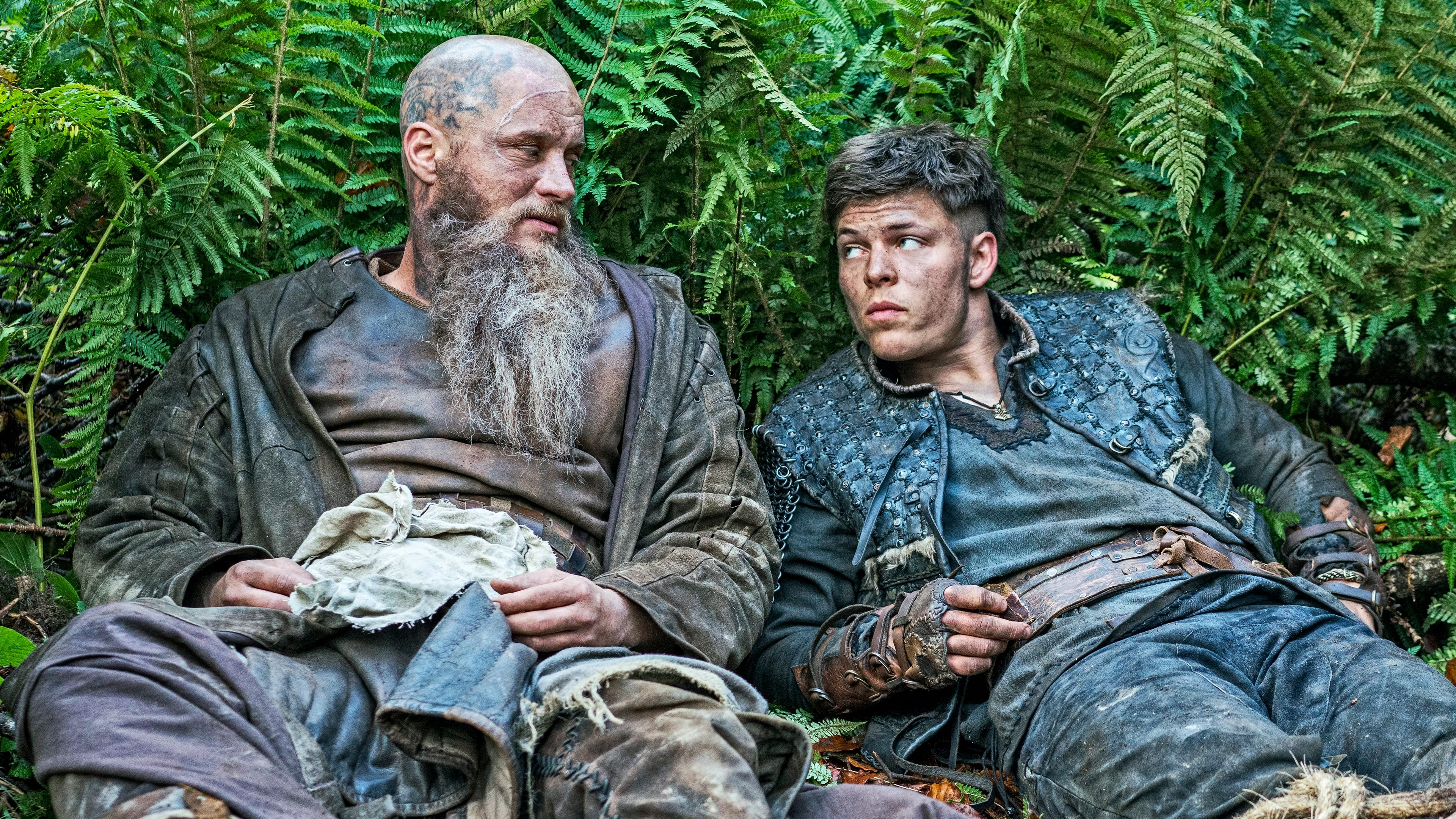 Vikings Season 4 :Episode 13  Two Journeys