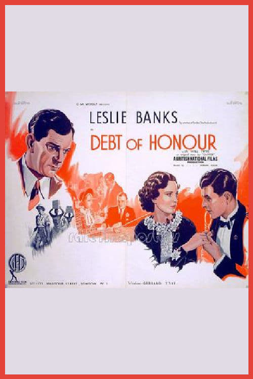Ver Debt of Honour Online HD Español (1936)