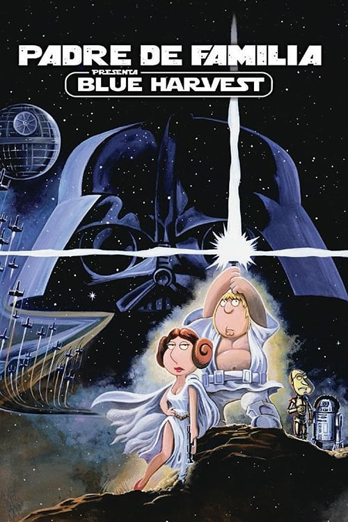 Poster and image movie Film Sezonul 6, episodul 1 - Family Guy Presents: Blue Harvest - Family Guy Presents: Blue Harvest - Family Guy Blue Harvest -  2007