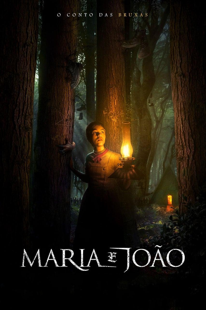 Imagem Maria e João: O Conto das Bruxas