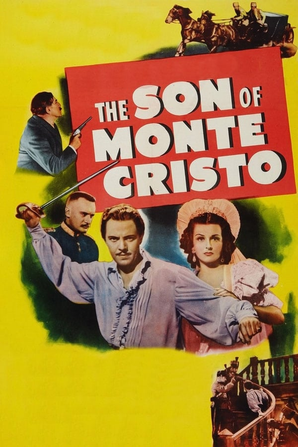 The Son of Monte Cristo on FREECABLE TV