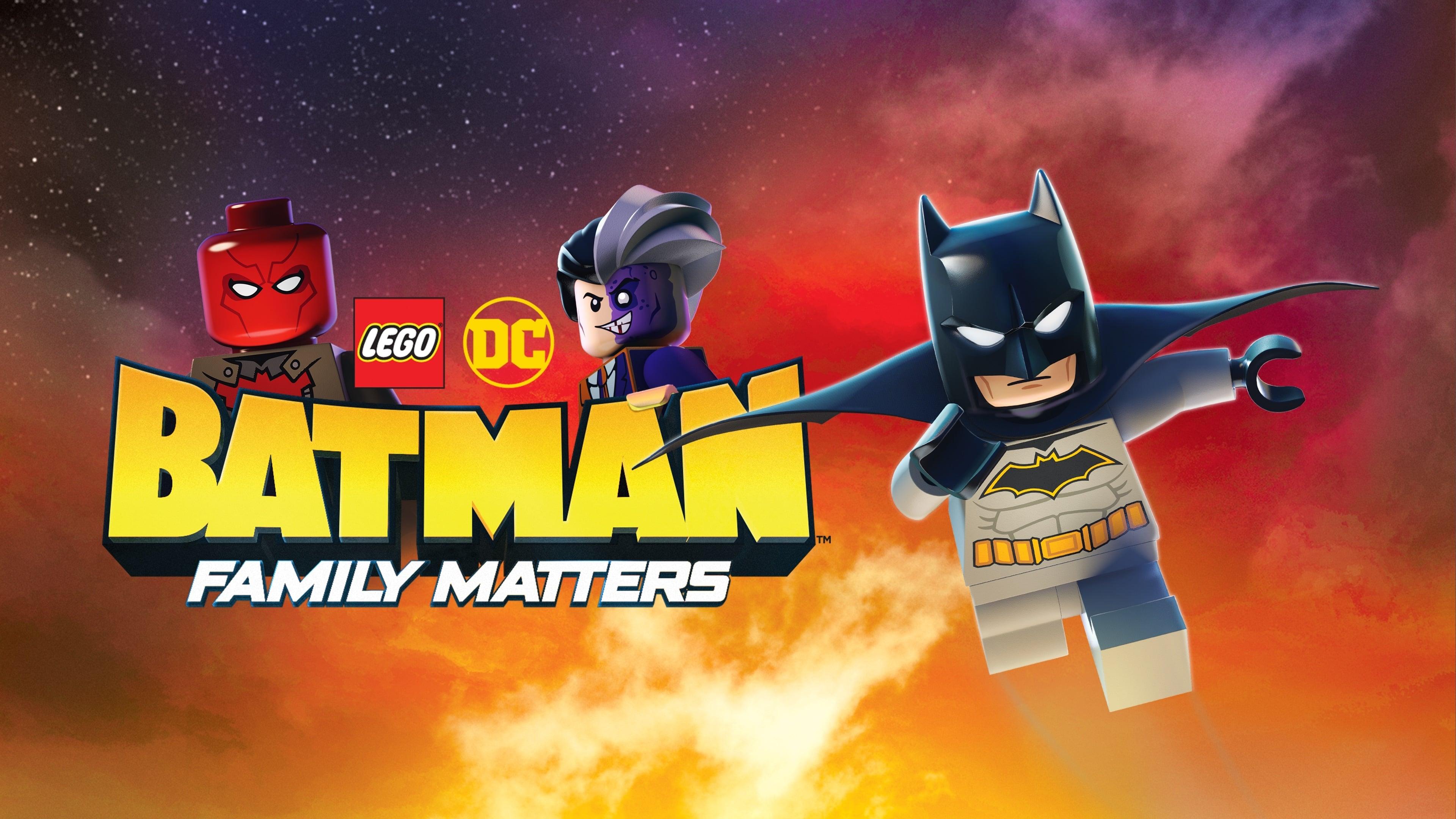 LEGO DC: Batman – Asuntos Familiares
