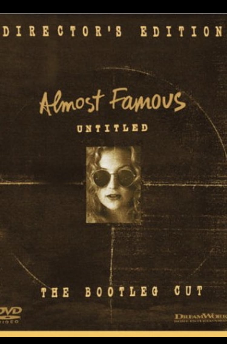 Untitled: Almost Famous: The Bootleg Cut (1970)