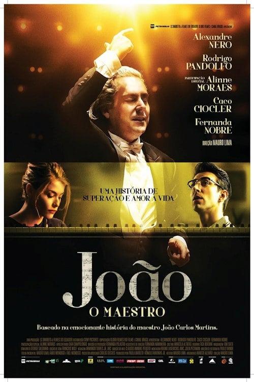 Baixar João, O Maestro (2017) Dublado via Torrent