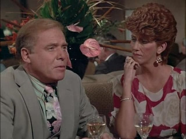 Murder, She Wrote Season 3 :Episode 5  Corned Beef And Carnage