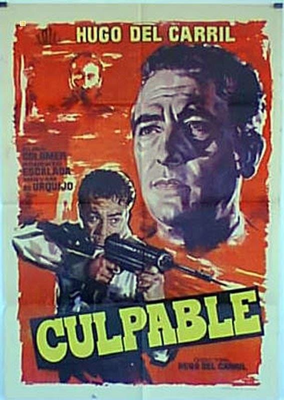 Ver Culpable Online HD Español (1960)