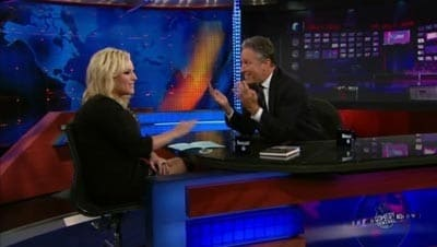 The Daily Show with Trevor Noah Season 15 :Episode 113 Meghan McCain
