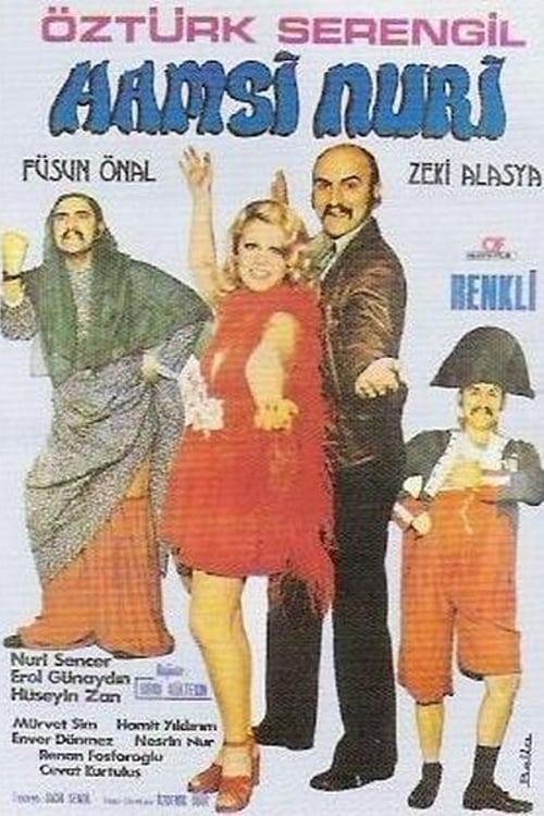 Ver Hamsi Nuri Online HD Español (1973)