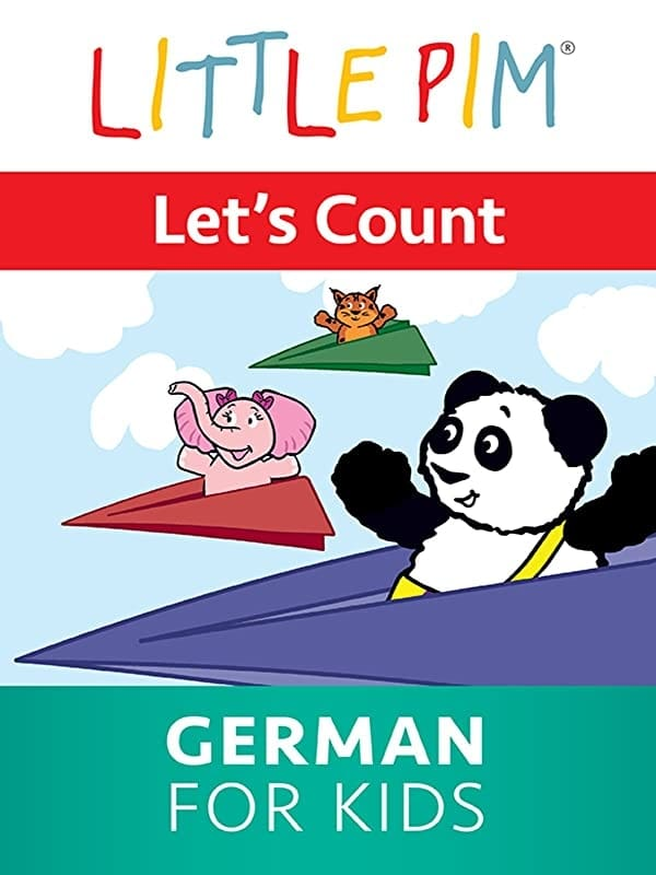 Little Pim: Let's Count - German for Kids on FREECABLE TV