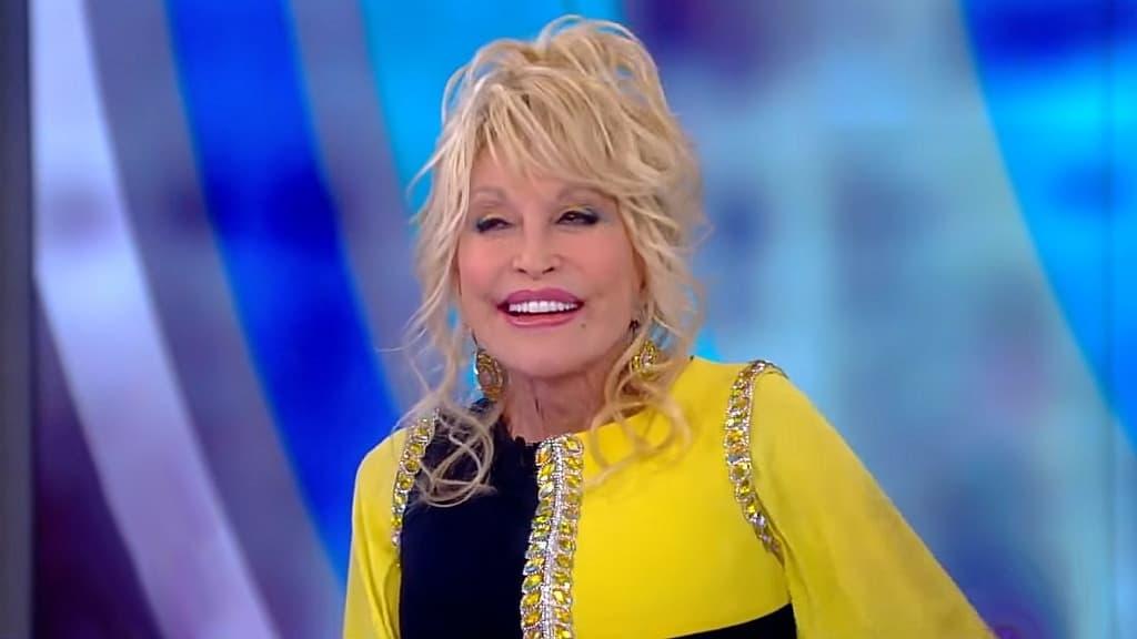 The View Season 23 :Episode 55  Dolly Parton