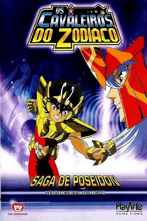 Os Cavaleiros do Zodíaco - Saga de Poseidon (1988)