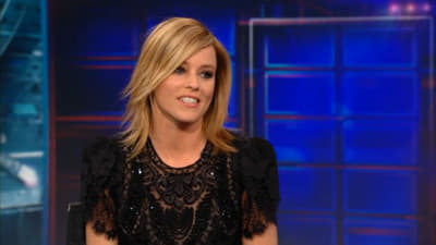 The Daily Show with Trevor Noah Season 17 :Episode 47  Elizabeth Banks