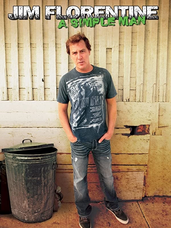 Jim Florentine: A Simple Man on FREECABLE TV