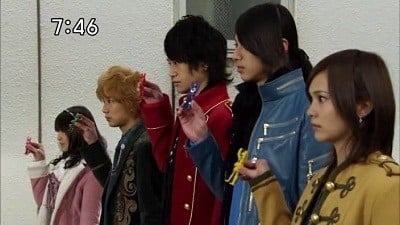 Super Sentai Season 35 :Episode 2  The Worth of this Planet