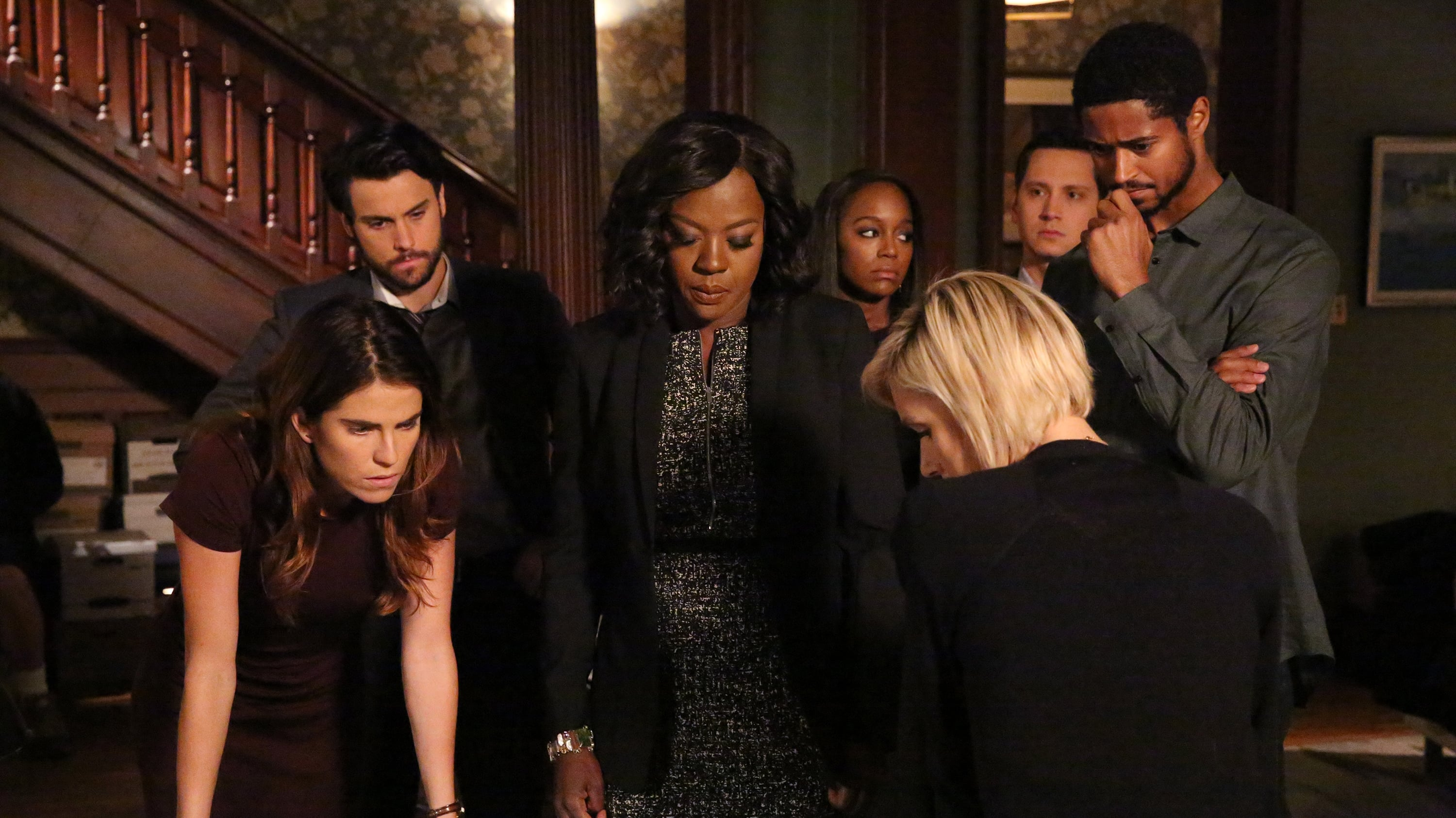 How to Get Away with Murder Season 3 :Episode 7  Call It Mother's Intuition