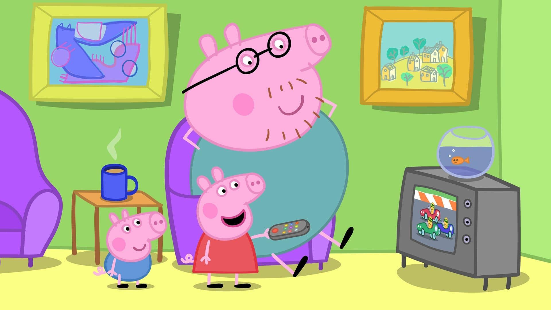 Peppa Pig Season 6 :Episode 20  TV Land