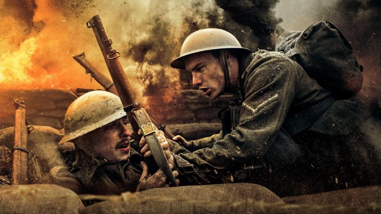 Detrás de la línea Escape de Dunkirk