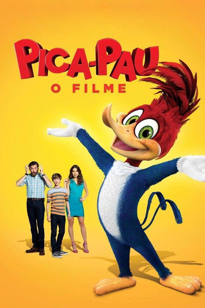 Pica-Pau: O Filme – Legendado (2017)