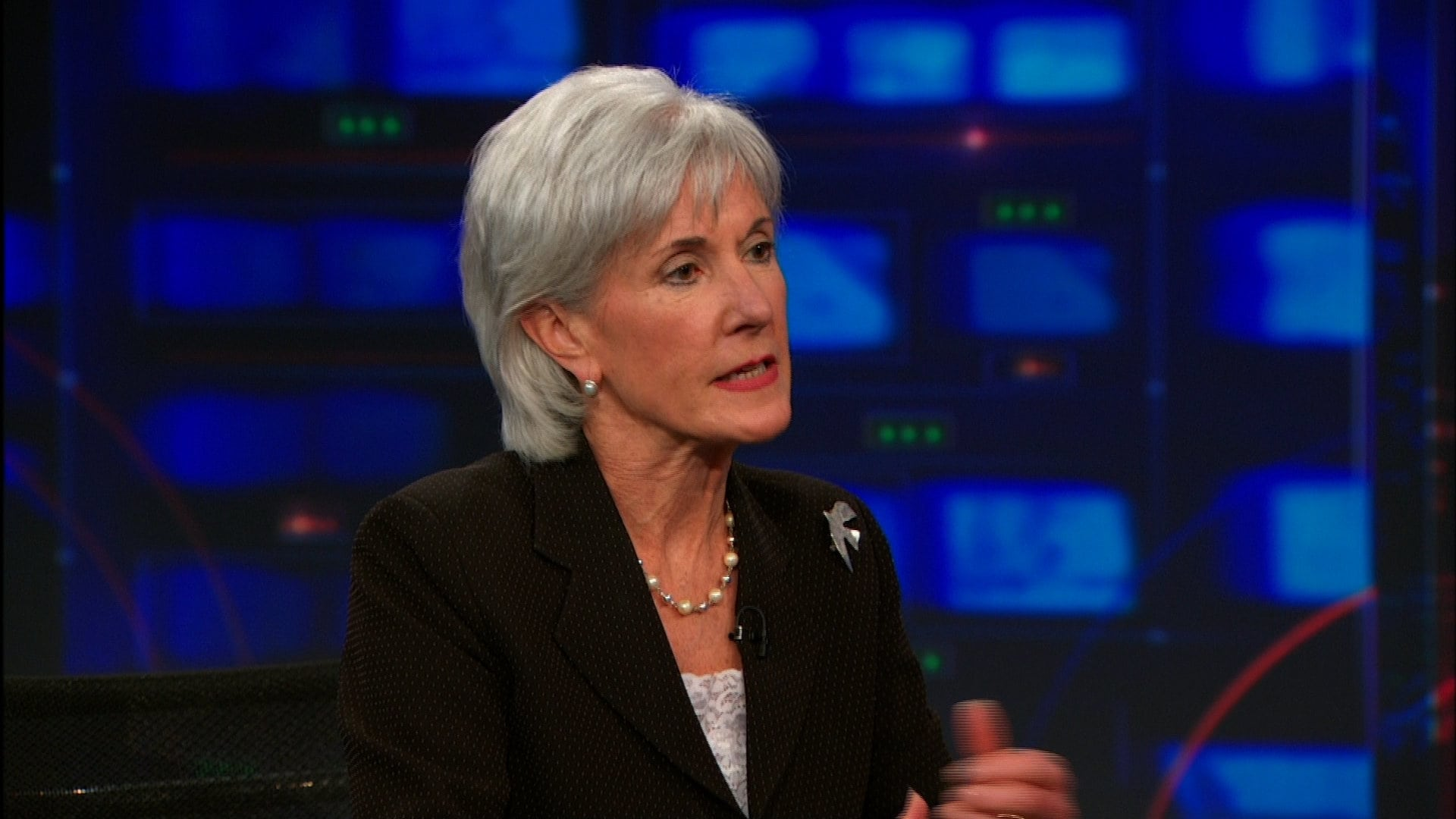 The Daily Show with Trevor Noah Season 19 :Episode 5  Kathleen Sebelius