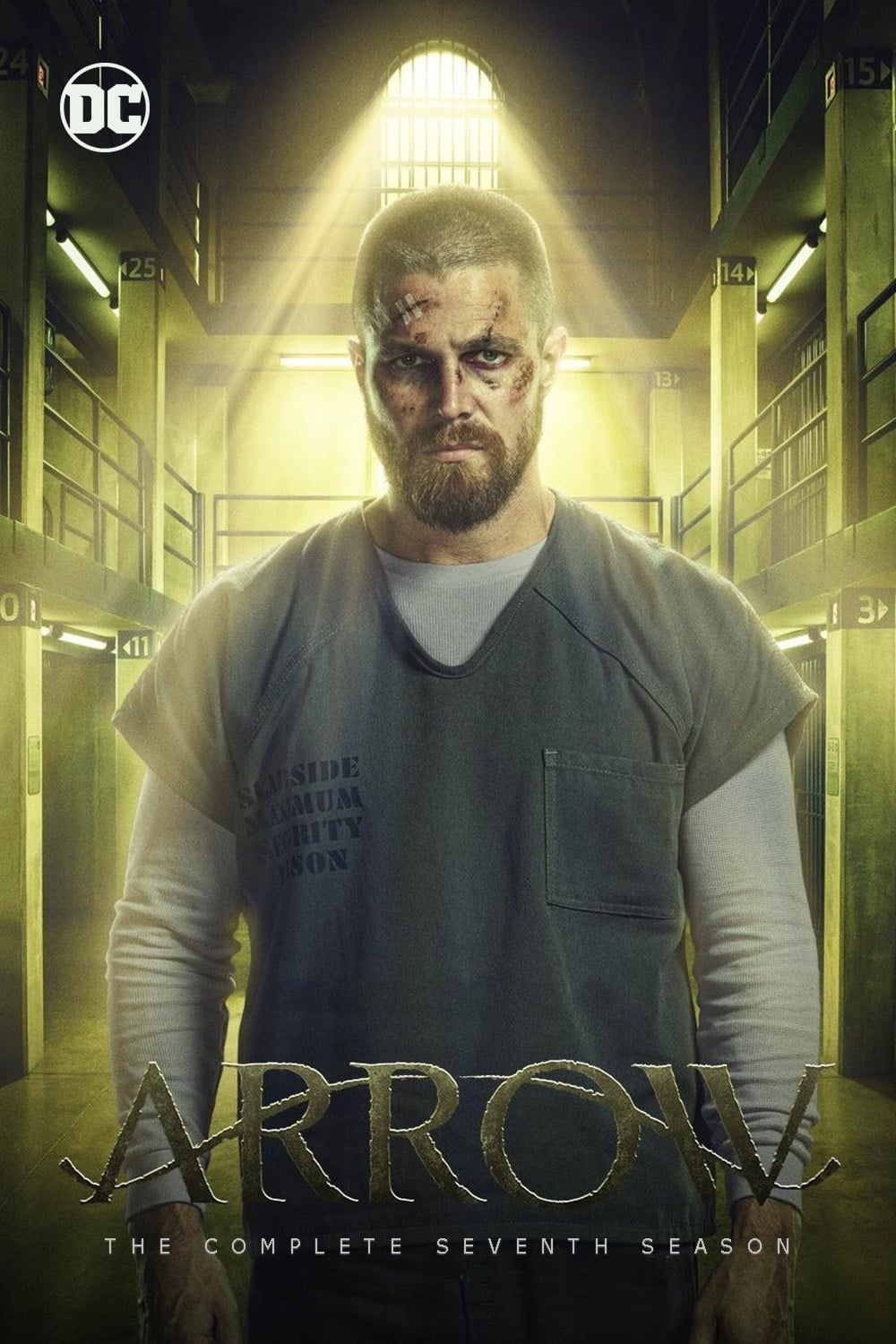 Arrow Season 7 Complete