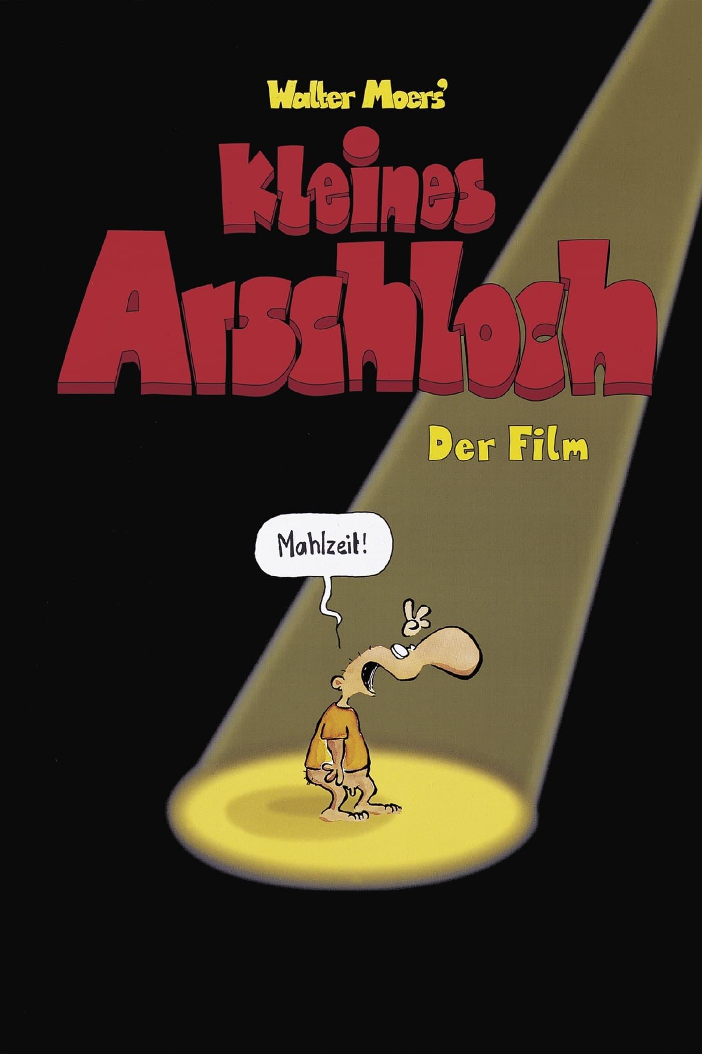 Arschloch Französisch