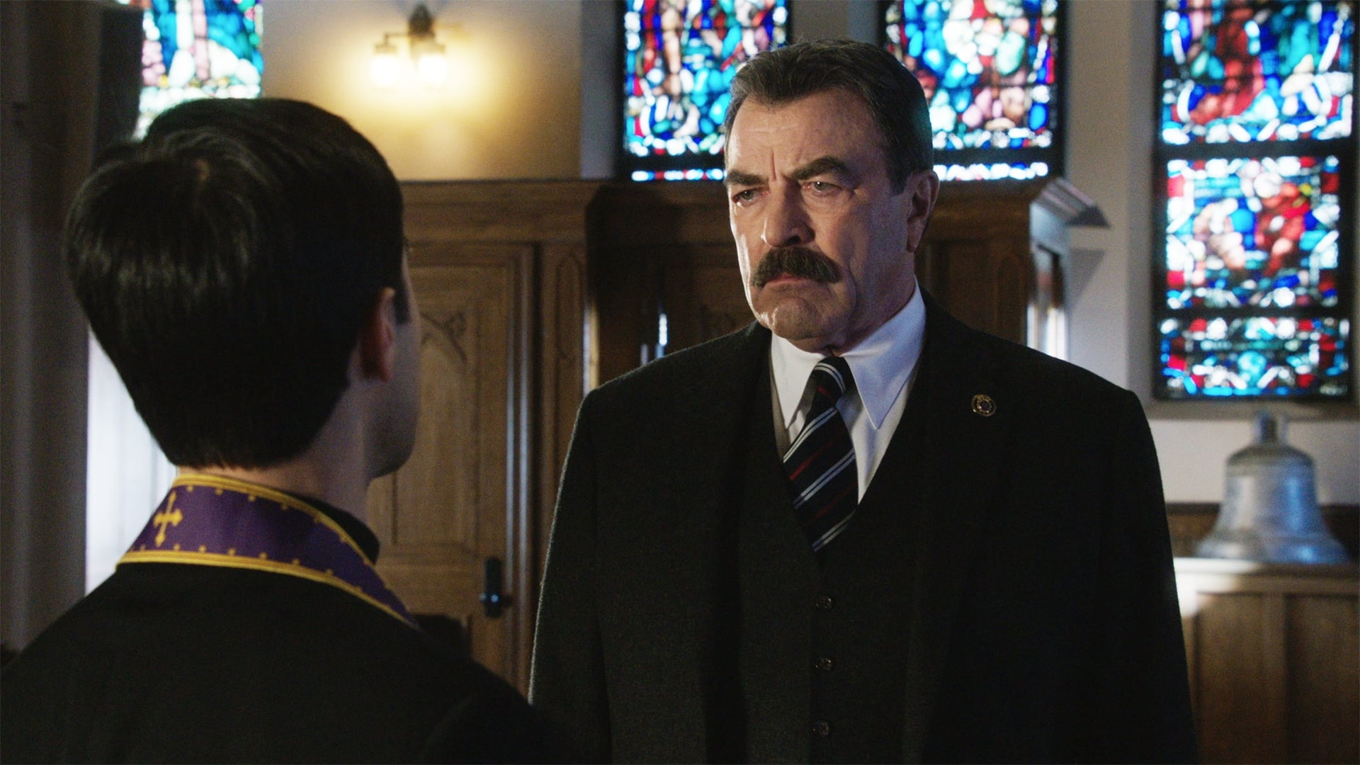Blue Bloods Season 7 :Episode 9  Confessions