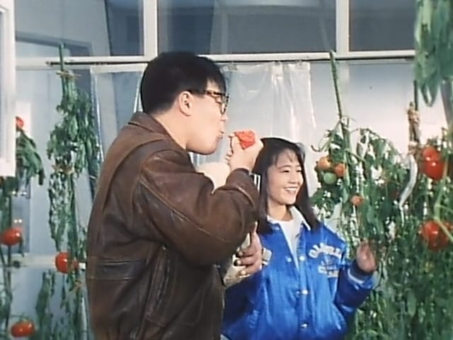Super Sentai Season 15 :Episode 46  The Tomato Field's Great Demon King
