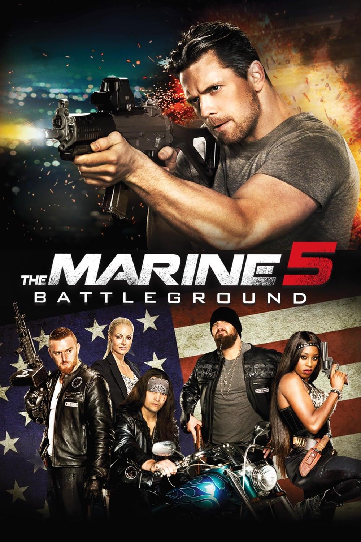 Jūrų pėstininkas 5: Mūšio laukas / The Marine 5: Battleground (2017)