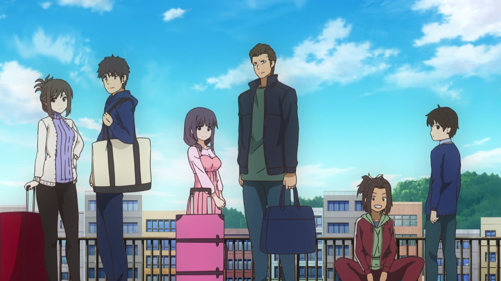 Why the Hell are You Here, Teacher!? Season 0 :Episode 1  Thirteenth Period