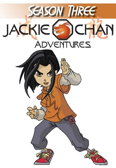 Jackie Chan Adventures Season 3