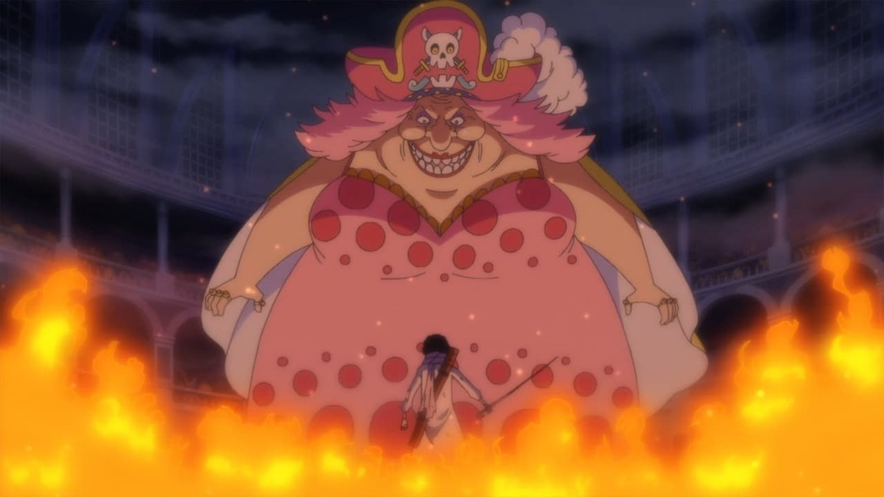 One Piece Season 19 :Episode 820  To Reach Sanji! Luffy's Vengeful Hell-bent Dash!