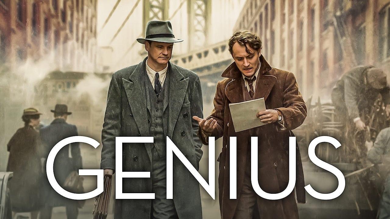 Filmszene aus Genius - Die tausend Seiten einer Freundschaft